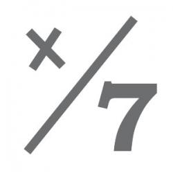 Признаки делимости на 7